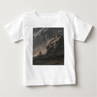 T-shirt Pour Bébé Le pilleur de la dernière guerre