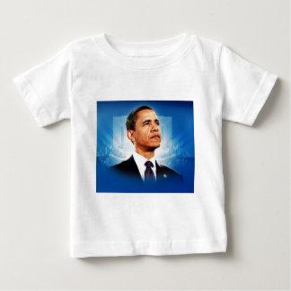 T-shirt Pour Bébé Le Président Obama