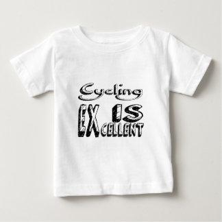 T-shirt Pour Bébé Le recyclage est excellent