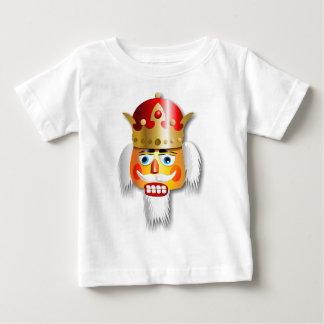 T-shirt Pour Bébé Le Roi à noix Cartoon de casse-noix