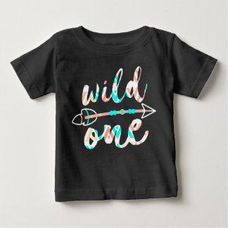 T-shirt Pour Bébé Le sauvage et flèche | Boho | un an