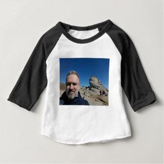 T-shirt Pour Bébé Le sphinx, montagnes de Bucegi, Roumanie