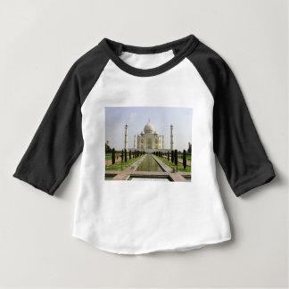 T-shirt Pour Bébé Le Taj Mahal
