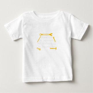 T-shirt Pour Bébé Le travail du bois est cadeau de travailleur du