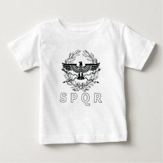 T-shirt Pour Bébé L'emblème de l'empire romain SPQR