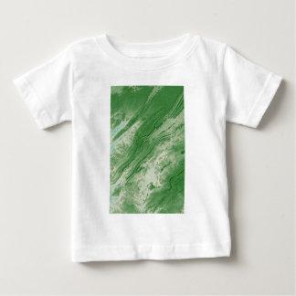 T-shirt Pour Bébé Les Appalaches dans le style de l'Alabama la