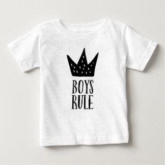 T-shirt Pour Bébé Les Boys rule