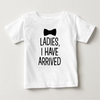T-shirt Pour Bébé Les dames I ont la nouvelle chemise arrivée de
