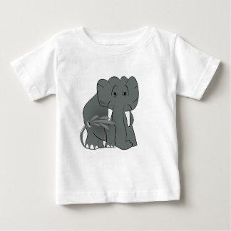 T-shirt Pour Bébé Les éléphants sont drôles