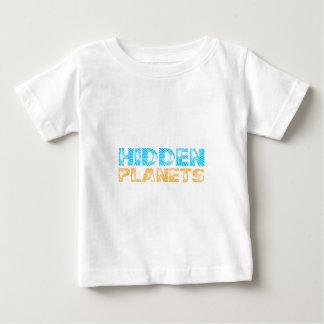 T-shirt Pour Bébé Les étoiles sont les planètes cachées