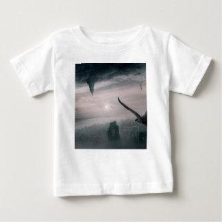 T-shirt Pour Bébé Les mondes parallèles se heurtent