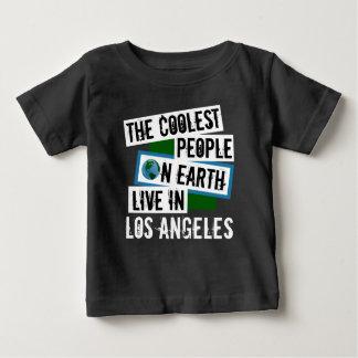 T-shirt Pour Bébé Les personnes les plus fraîches sur terre habitent