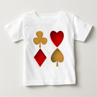 T-shirt Pour Bébé Les quatre costumes