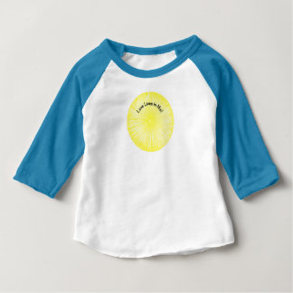 T-shirt Pour Bébé Les vies d'amour dans moi chemise pour des enfants