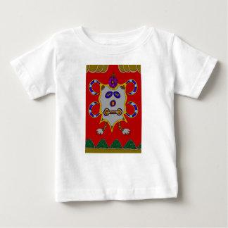 T-shirt Pour Bébé L'esprit de l'hiver froid Sun