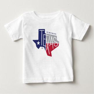 T-shirt Pour Bébé L'état solitaire d'étoile