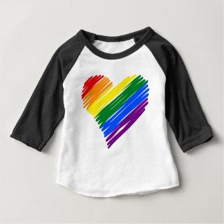 T-shirt Pour Bébé lgbt16