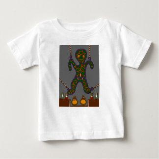 T-shirt Pour Bébé L'homme suspendu