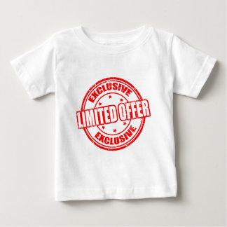 T-shirt Pour Bébé limité