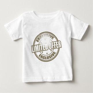 T-shirt Pour Bébé limited3