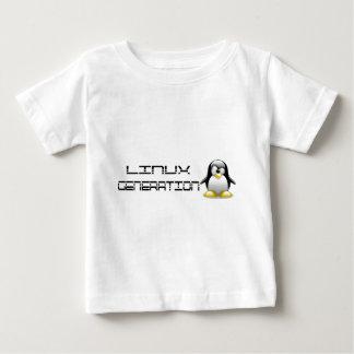T-shirt Pour Bébé LinuxGeneration