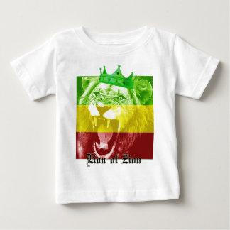 T-shirt Pour Bébé Lion de Zion