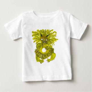 T-shirt Pour Bébé Lis de monstre