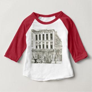 T-shirt Pour Bébé Lithium en pierre des nouvelles 1871 de balise de