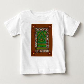 T-shirt Pour Bébé L'oeil impassible de Dieu