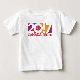T-shirt Pour Bébé Logo 2017 de CBC/Radio-Canada