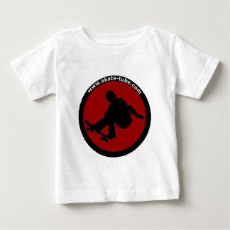 T-shirt Pour Bébé Logo de Patin-Tube