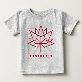 T-shirt Pour Bébé Logo du Canada 150