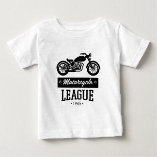 T-shirt Pour Bébé Logos de collections de moto