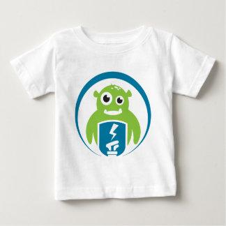 T-shirt Pour Bébé L'ogre