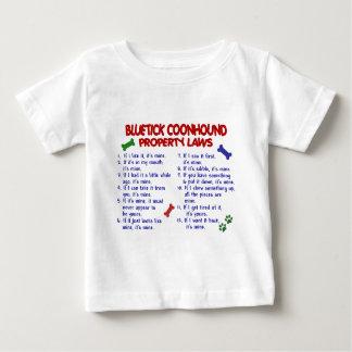 T-shirt Pour Bébé Lois 2 de propriété de COONHOUND de BLUETICK