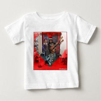 T-shirt Pour Bébé L'olive et le dingo, amusement aimant Portland