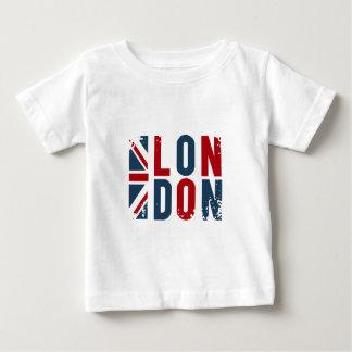 T-shirt Pour Bébé Londres
