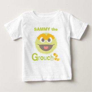 T-shirt Pour Bébé L'oscar   grognon de bébé ajoutent votre nom