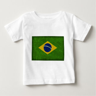 T-shirt Pour Bébé Love Brésil