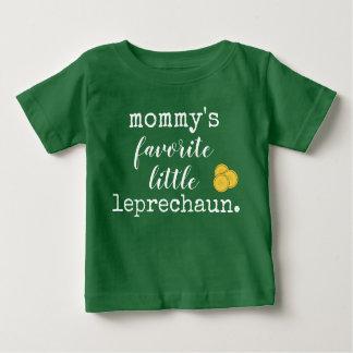 T-shirt Pour Bébé lutin préféré de la maman le petit