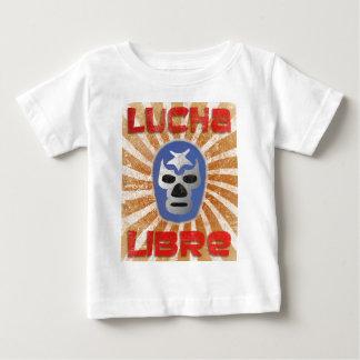 T-shirt Pour Bébé Lutte mexicaine de Lucha Libre