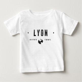 T-shirt Pour Bébé Lyon