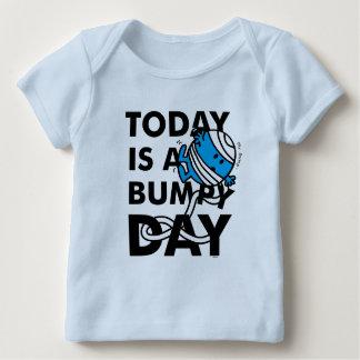 T-shirt Pour Bébé M. Bump | est aujourd'hui un jour inégal