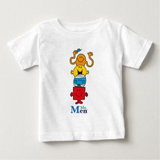 T-shirt Pour Bébé M. Men Standing Tall de M. Men |