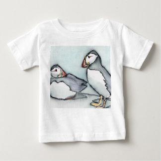 T-shirt Pour Bébé macareux