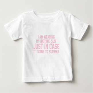 T-shirt Pour Bébé Maillot de bain
