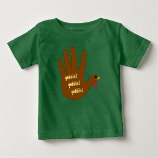 T-shirt Pour Bébé Main Turquie