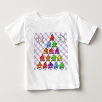 T-shirt Pour Bébé Maintenez la flamme…