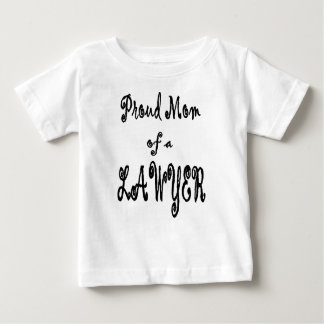 T-shirt Pour Bébé maman fière