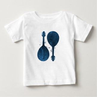 T-shirt Pour Bébé Mandoline